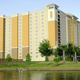 Vista exterior Lake Eve Resort Orlando Fotos