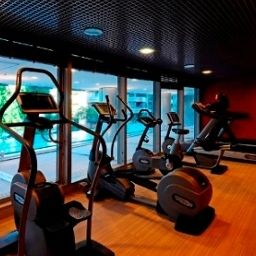 Sala fitness Atahotel The One Fotos