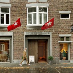 Фасад Townhouse Design Hotel Maastricht Fotos
