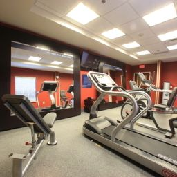 Wellness/Fitness Hampton Inn AtlantaCanton Fotos