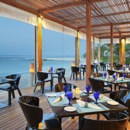 Ristorante Holiday Inn Resort KANDOOMA MALDIVES Fotos