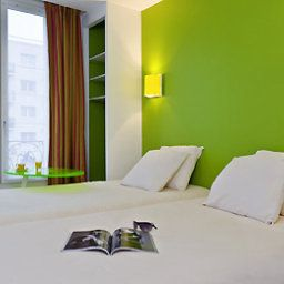 Chambre ibis Styles Asnieres Centre (ex all seasons) Fotos