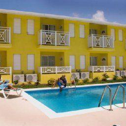 Pool Tropical Winds Apartment Hotel Fotos