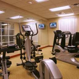 Wellness/Fitness Hilton Garden Inn Toronto Downtown Ontario Fotos
