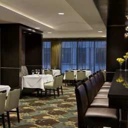 Restaurante Hilton Garden Inn Toronto Downtown Ontario Fotos