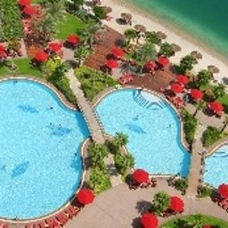 Pool Khalidiya Palace Rayhaan by Rotana Fotos