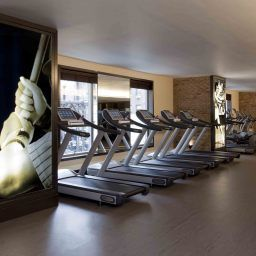Wellness/Fitness InterContinental NEW YORK TIMES SQUARE Fotos