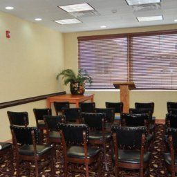 Sala de reuniones Comfort Inn & Suites Chesapeake Fotos