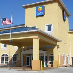 Vista exterior Comfort Inn & Suites Chesapeake Fotos