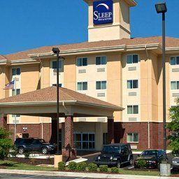 Фасад Sleep Inn & Suites Huntsville Fotos