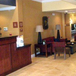 Холл Sleep Inn & Suites Huntsville Fotos