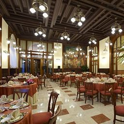 Restaurant Piazza Borsa Grand Hotel Fotos
