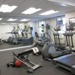 Wellness/fitness Newport Beach Hotel And Suites Fotos