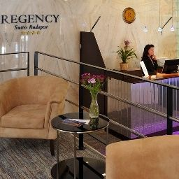 Reception Regency Suites Fotos