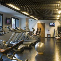 Wellness/Fitness Radisson Blu Hotel Milan Fotos