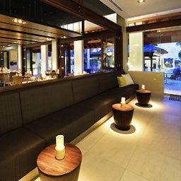 Bar Grand Mercure Apartments Casuarina Beach Fotos