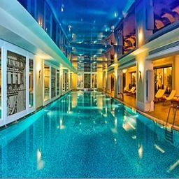 Pool Rixos Almaty Fotos