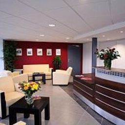 Reception All Suites Appart Hotel Merignac Residence de Tourisme Fotos