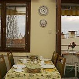 Breakfast room Budavar Pension Fotos