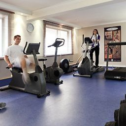 Bien-être - remise en forme Hotel Mercure Brussels Center Louise Fotos