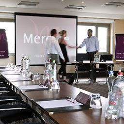 Sala konferencyjna Hotel Mercure Brussels Center Louise Fotos