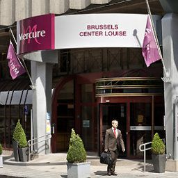 Hotel Mercure Brussels Center Louise Fotos
