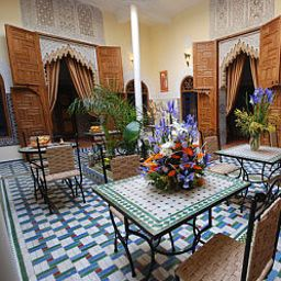 Interior view Dar Zouhour Fotos