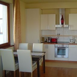 Cocina Trendy Apartments Fotos