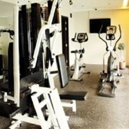 Fitness Oakwood Apartment Trilliant Sukhumvit 18 Fotos
