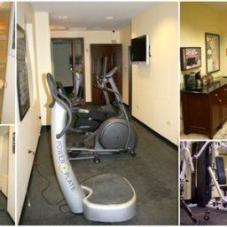 Wellness/fitness area DeWitt Place Fotos