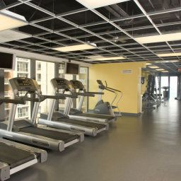 Wellness/fitness area Oakwood at the Shoreham Fotos