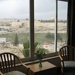 Vista esterna Jerusalem Panorama Fotos