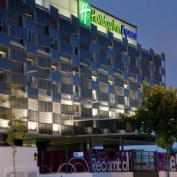 Außenansicht Holiday Inn Express MADRID - LEGANES Fotos