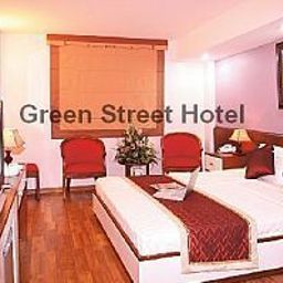 Camera Green Street Hotel Fotos