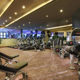 Wellness/Fitness Crowne Plaza SHENYANG PARKVIEW Fotos