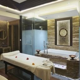 Zona Wellness Crowne Plaza SHENYANG PARKVIEW Fotos