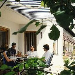 Terrasse Seitz Pension Fotos