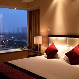 Room Regalia Suzhou and Regent On The Park Former: Regalia Serviced Residences Fotos
