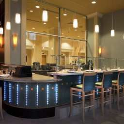 Bar DoubleTree Suites by Hilton Detroit Downtown  Fort Shelby Fotos