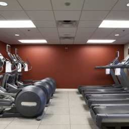 Wellness/Fitness DoubleTree Suites by Hilton Detroit Downtown  Fort Shelby Fotos
