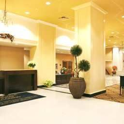 Hall DoubleTree Suites by Hilton Detroit Downtown  Fort Shelby Fotos