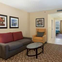 Suite DoubleTree Suites by Hilton Detroit Downtown  Fort Shelby Fotos