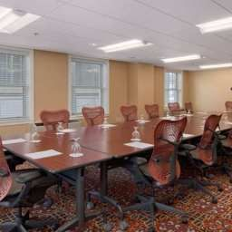 Sala de reuniones DoubleTree Suites by Hilton Detroit Downtown  Fort Shelby Fotos