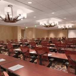 Sala de banquetes DoubleTree Suites by Hilton Detroit Downtown  Fort Shelby Fotos