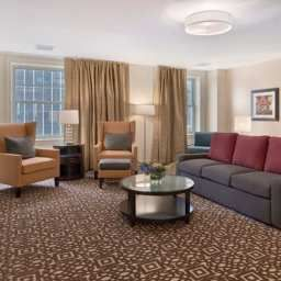 Habitación DoubleTree Suites by Hilton Detroit Downtown  Fort Shelby Fotos