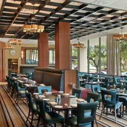 Ristorante Hilton University of Houston Fotos