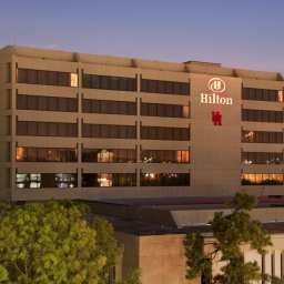 Exterior view Hilton University of Houston Fotos