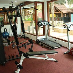 Fitness room Royal Park Beach Resort Fotos