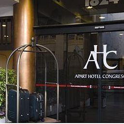 Фасад APART HOTEL & SPA ahc Fotos