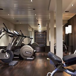 Fitness room Hotel D Fotos